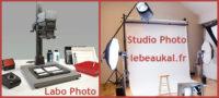 Différence entre Labo photo et Studio photo