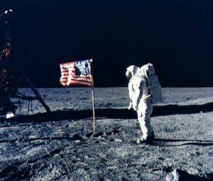 20 juillet 1969 On a marché sur la Lune
