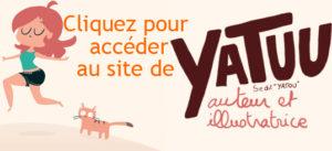 Yatuu Auteur-Illustratrice
