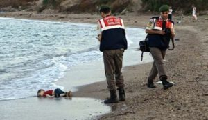©Nilufer Demir la photo d'Aylan Kurdi
