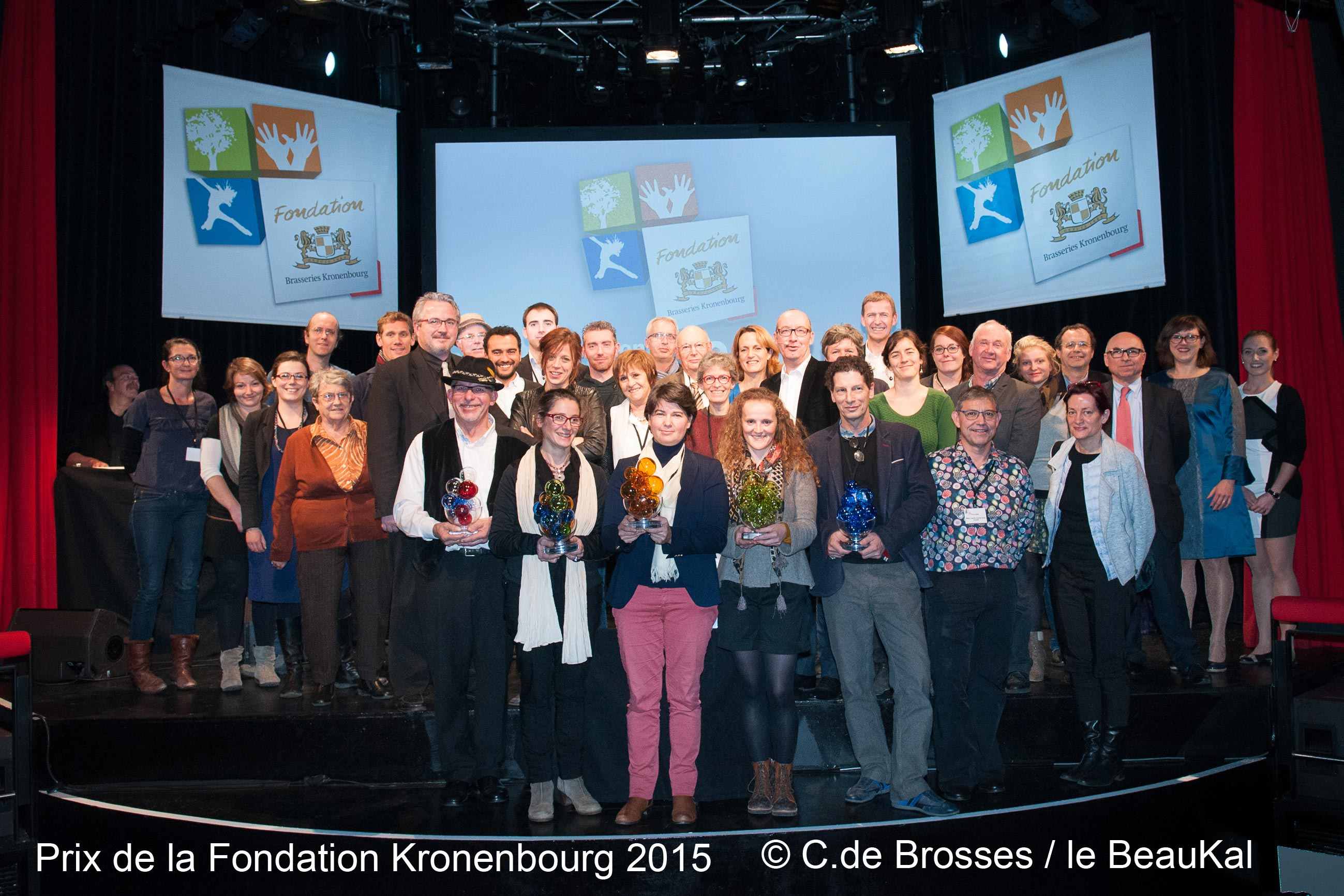 Prix 2015 Fondation Kronenbourg