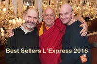 Christophe André, Matthieu Ricard, Alexandre Jollien