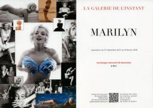 Marilyn Monroe Galerie de l'Instant