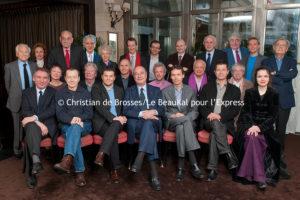 Les Best Sellers de l'Express 2009 au Fouquet's