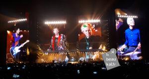 U Arena à Nanterre : inauguration par un concert des Rolling Stones de la plus grande scène d'Europe