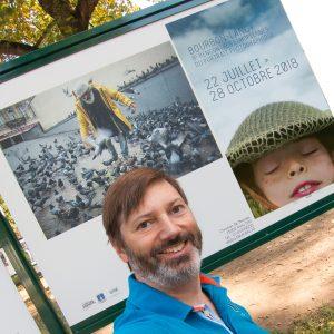 Christian de Brosses expose à l'Été des Portraits 2018