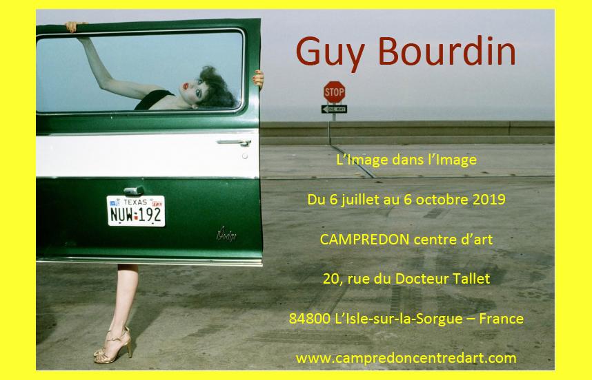 Exposition Guy Bourdin à l'Isle sur la Sorgue