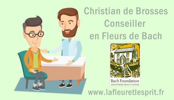 Christian de Brosses Conseiller en Fleurs de Bach