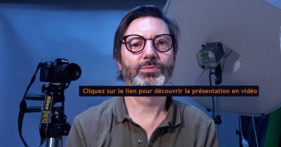 Présentation de Christian de Brosses Photographe professionnel à Paris