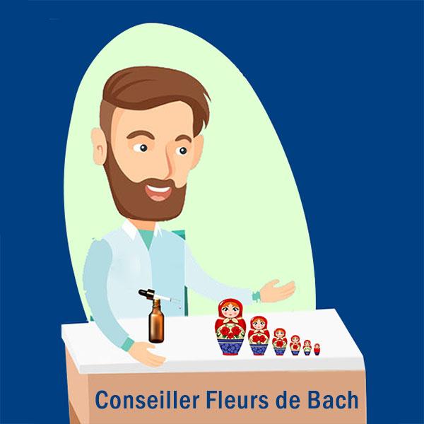 Conseiller en Fleurs de Bach