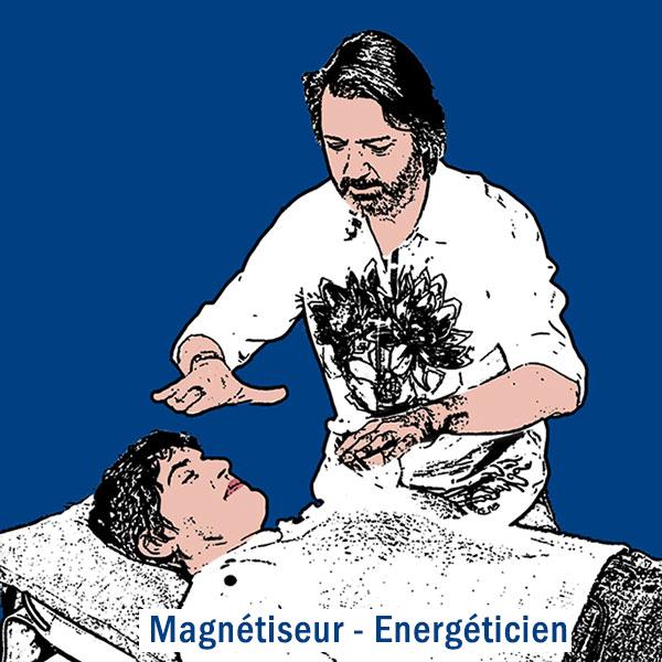 Christian de Brosses Magnétiseur-Energéticien