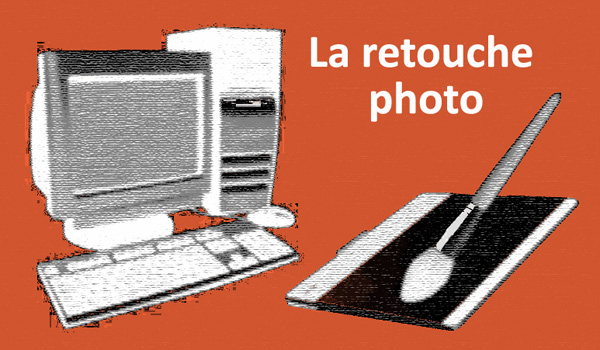 Retouches de photographies